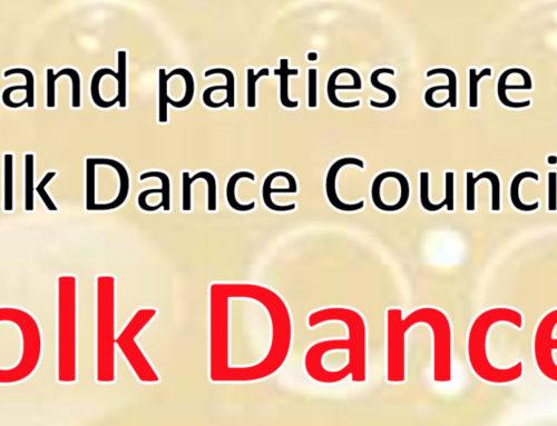 VIRTUAL FOLK DANCE PARTY!